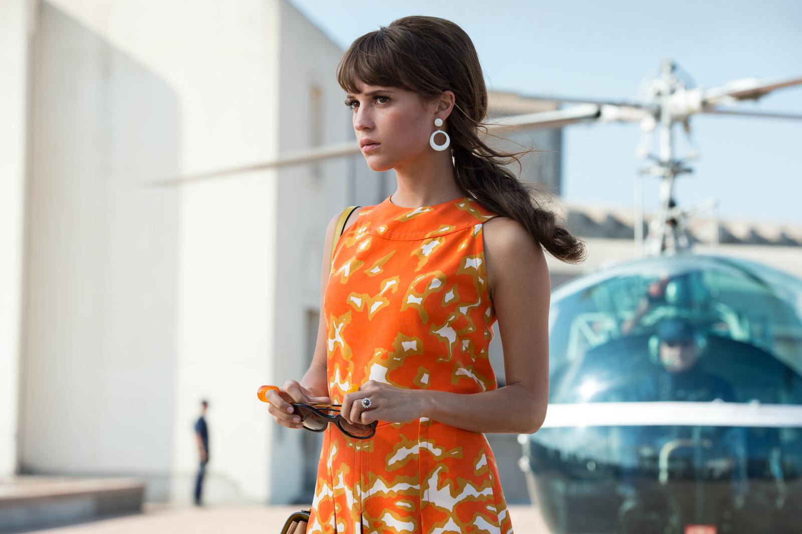 Alicia Vikander Detail: Bild Zu Alicia Vikander Zum Der Film Codename U.N.C.L.E