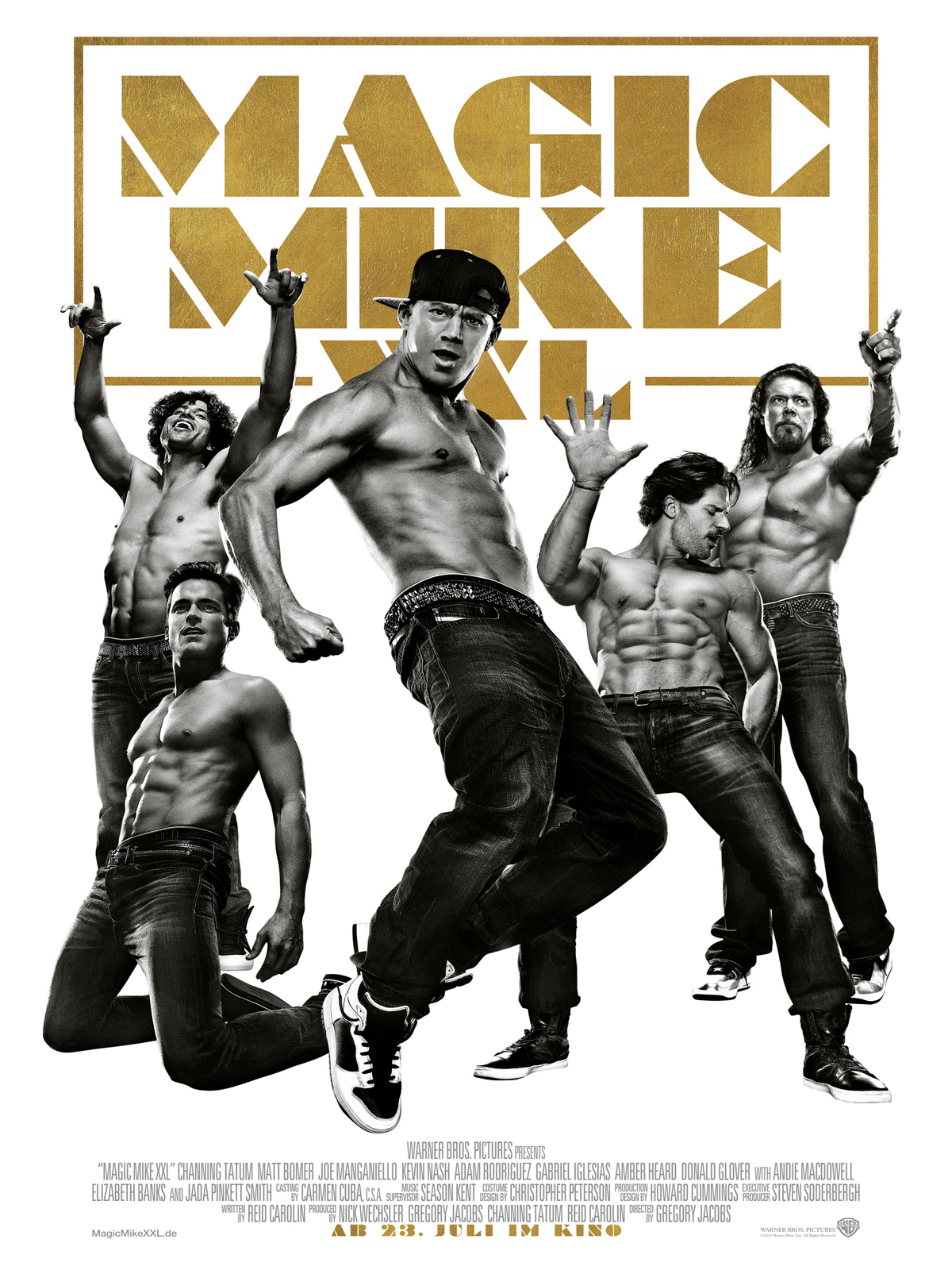 magic mike xxl film 2015. Black Bedroom Furniture Sets. Home Design Ideas
