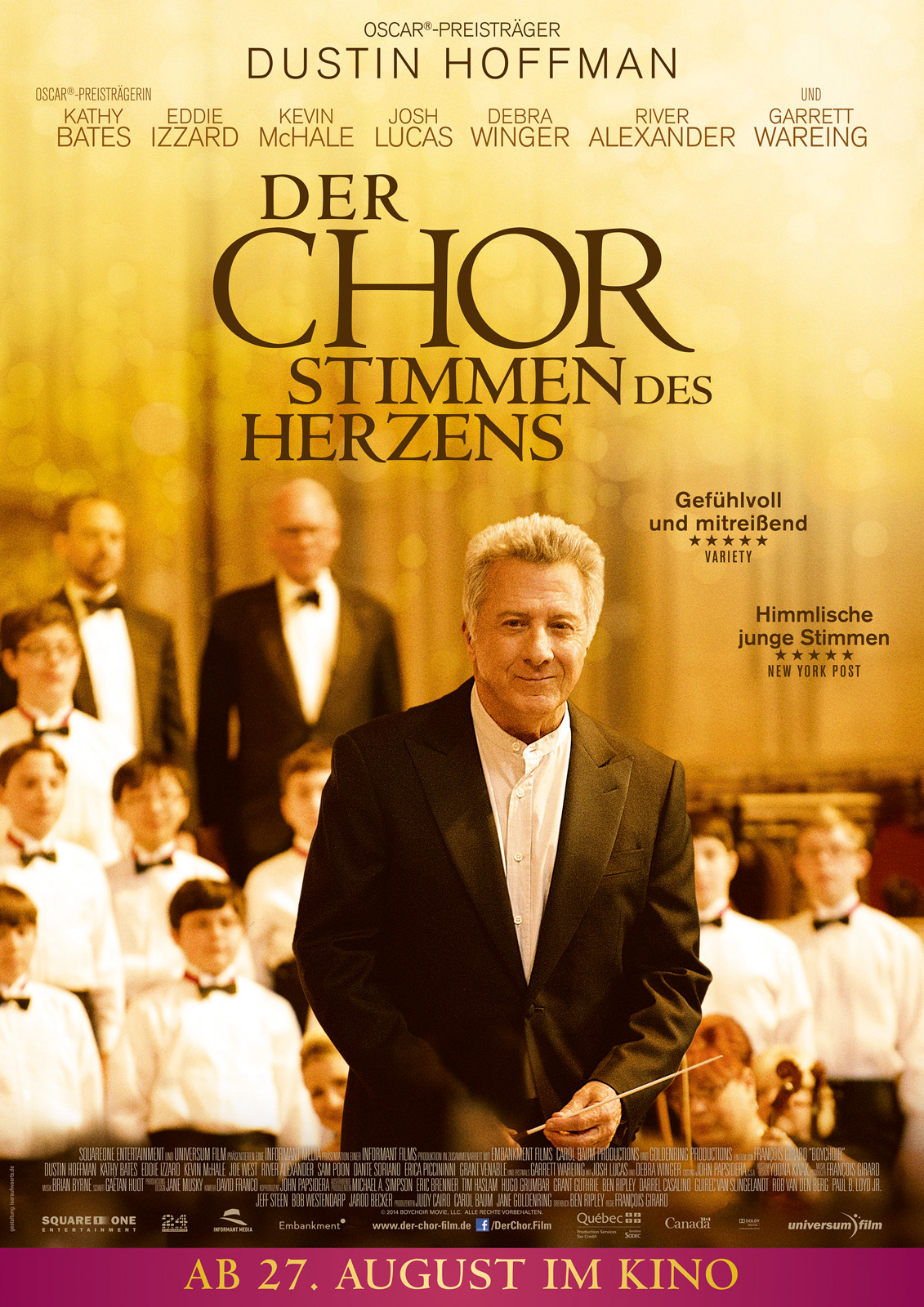 Der Chor - Stimmen Des Herzens Trailer