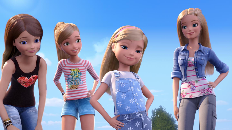 Barbie Und Ihre Schwestern In Das Große Hundeabenteuer Kinox