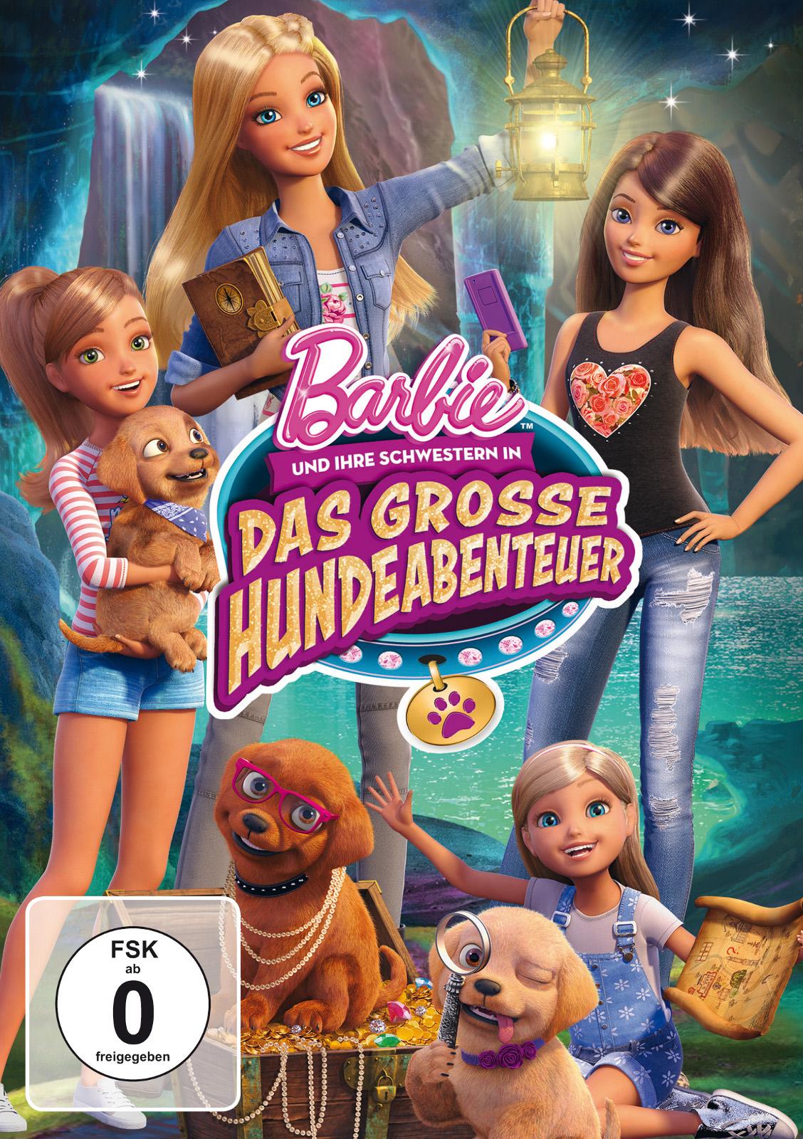 Alle Barbiefilme