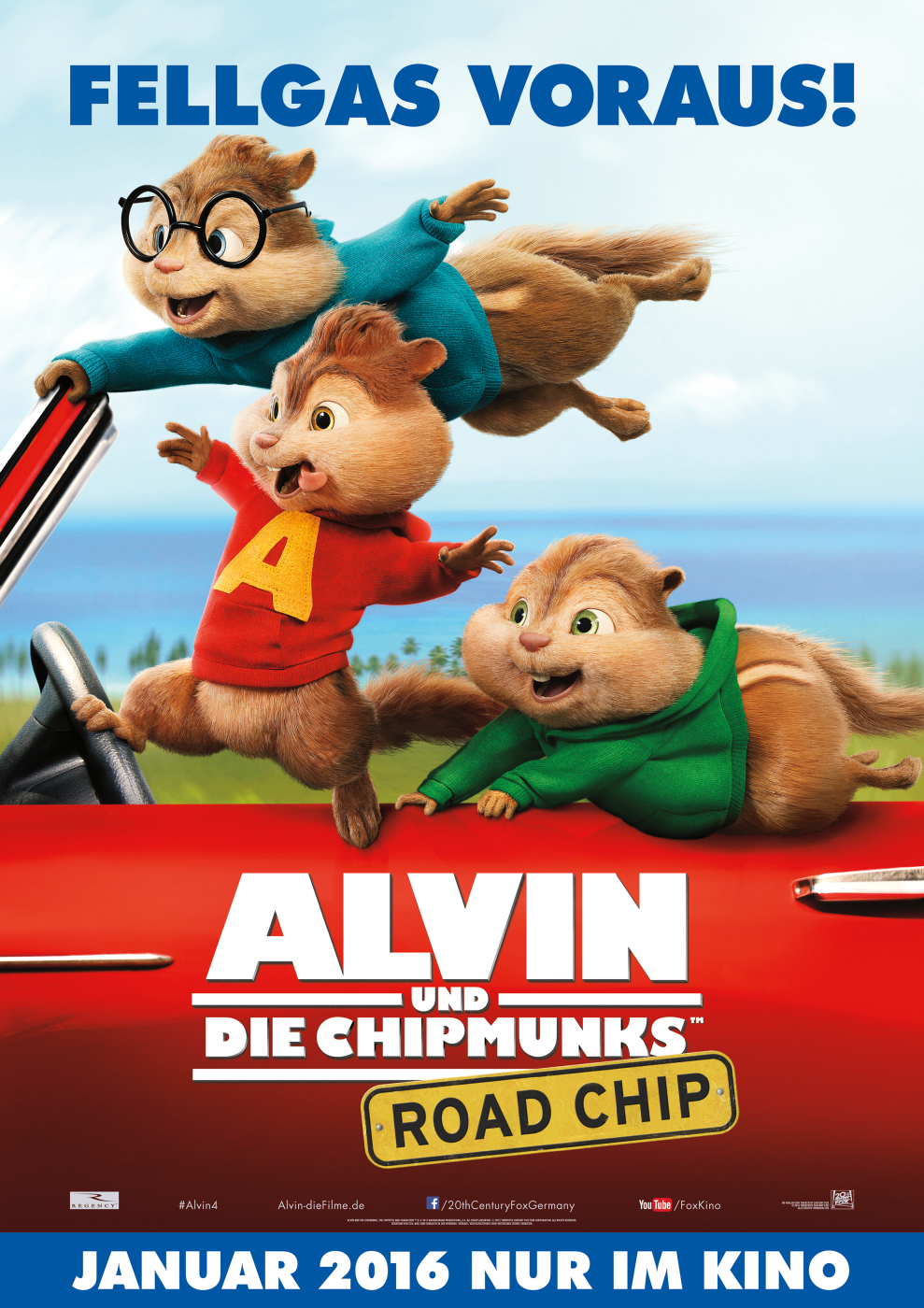 Alvin Und Die Chipmunks Road Chip