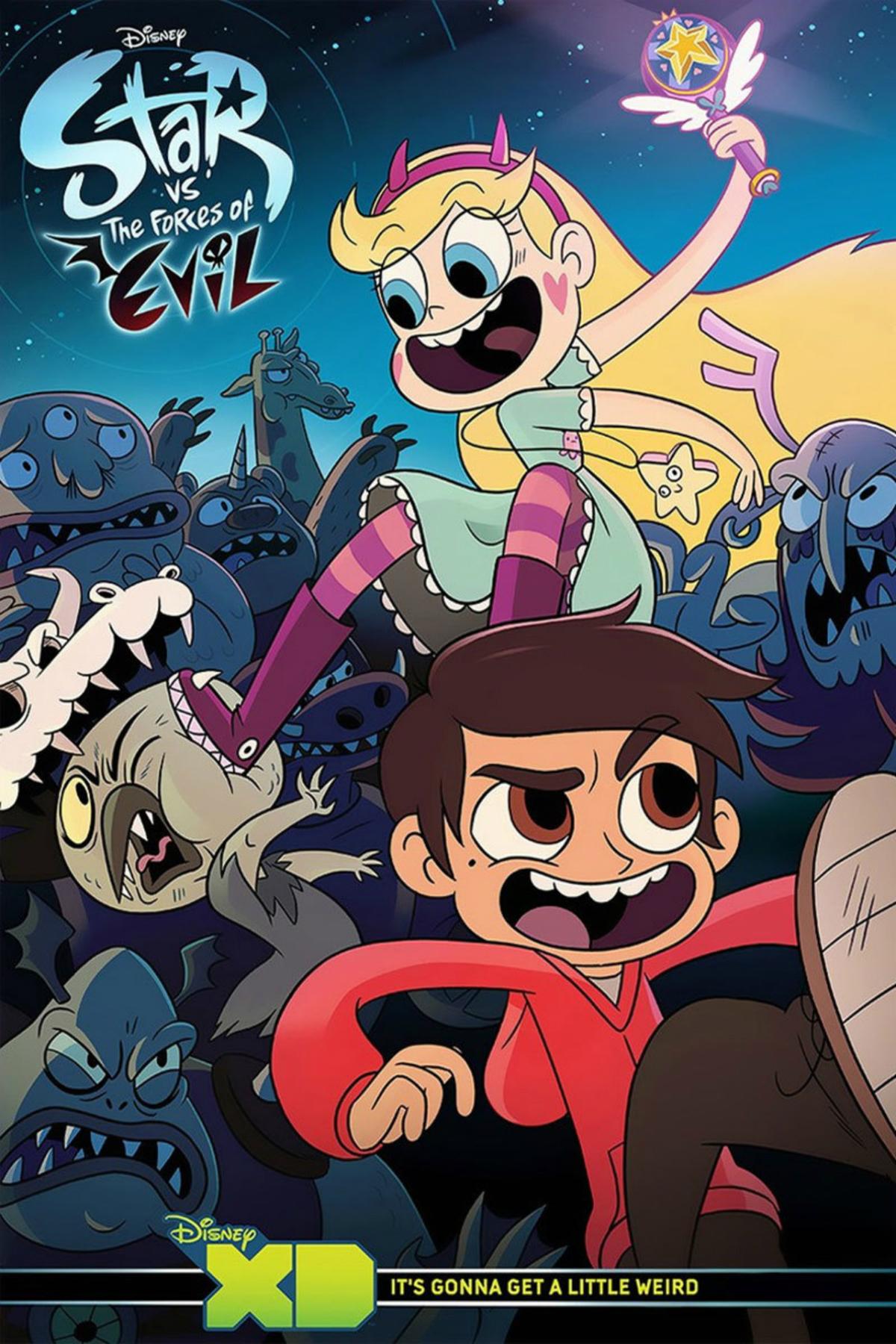 Star Gegen Die Mächte Des Bösen Episodenguide