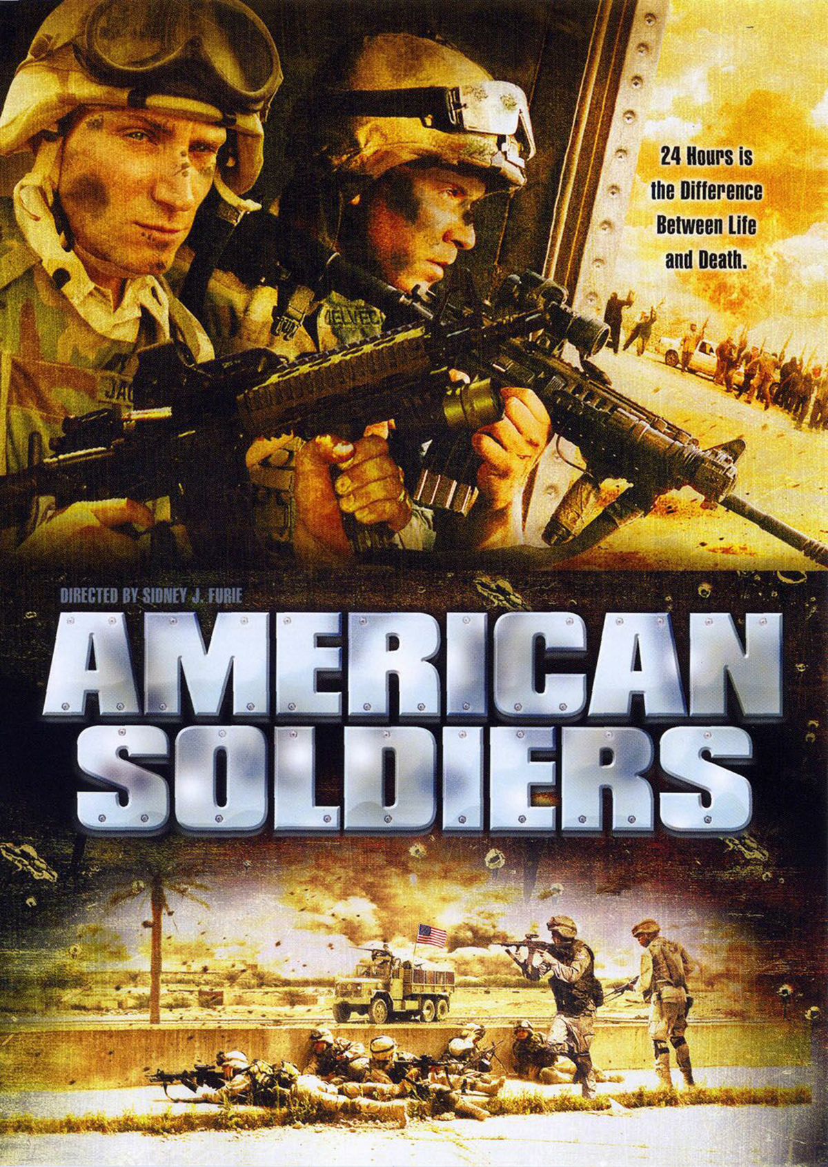 American Soldiers Ein Tag Im Irak Film 2005