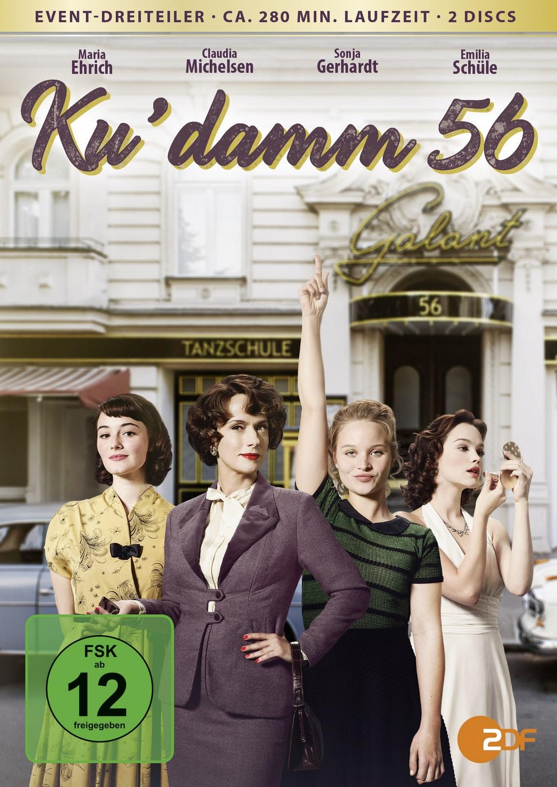 Ku Damm 56 Film