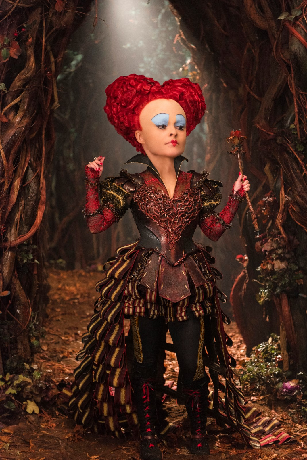Alice im Wunderland 2: Hinter den Spiegeln : Bild Helena ... Helena Bonham Carter