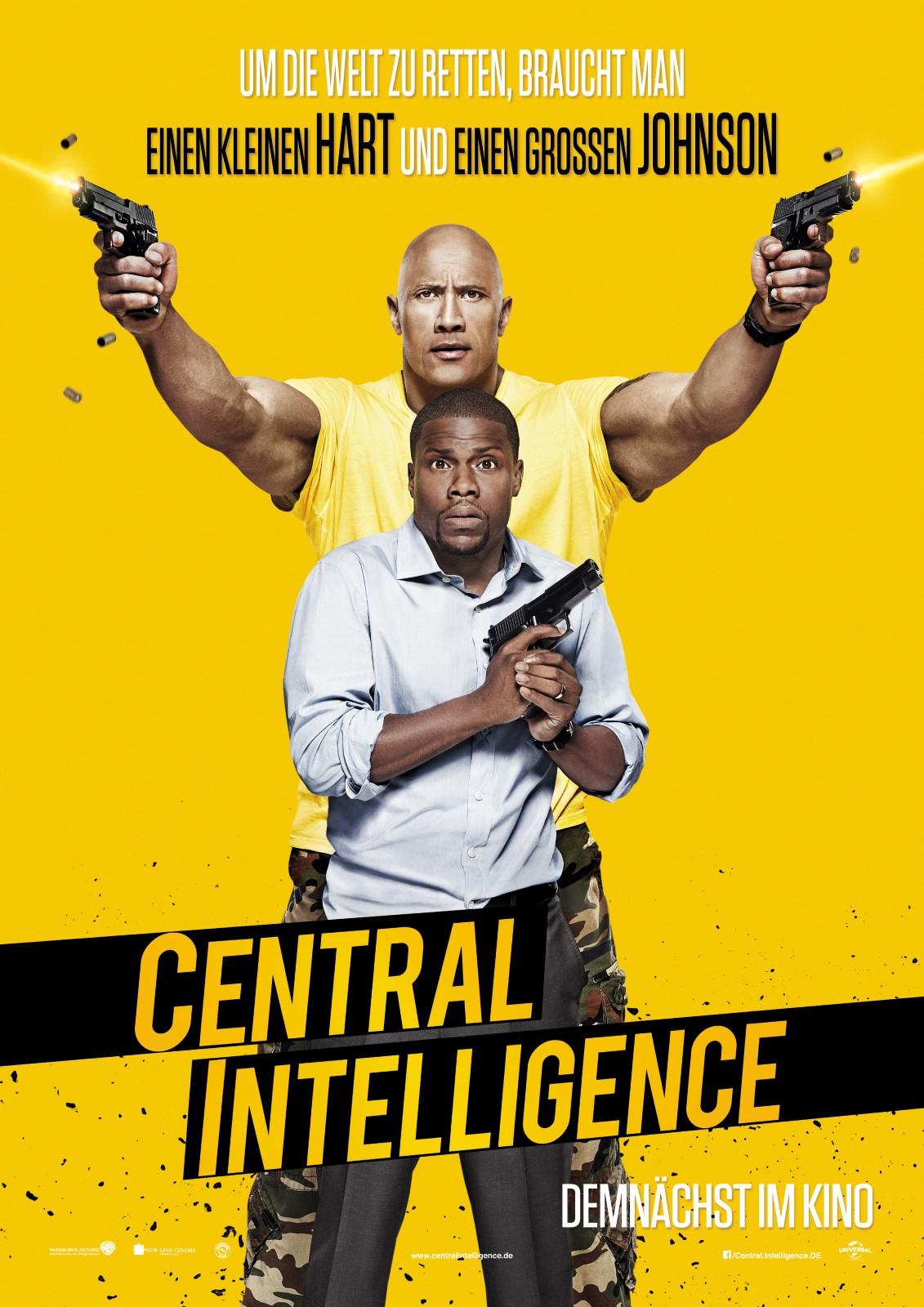 Central Intelligence Ganzer Film
