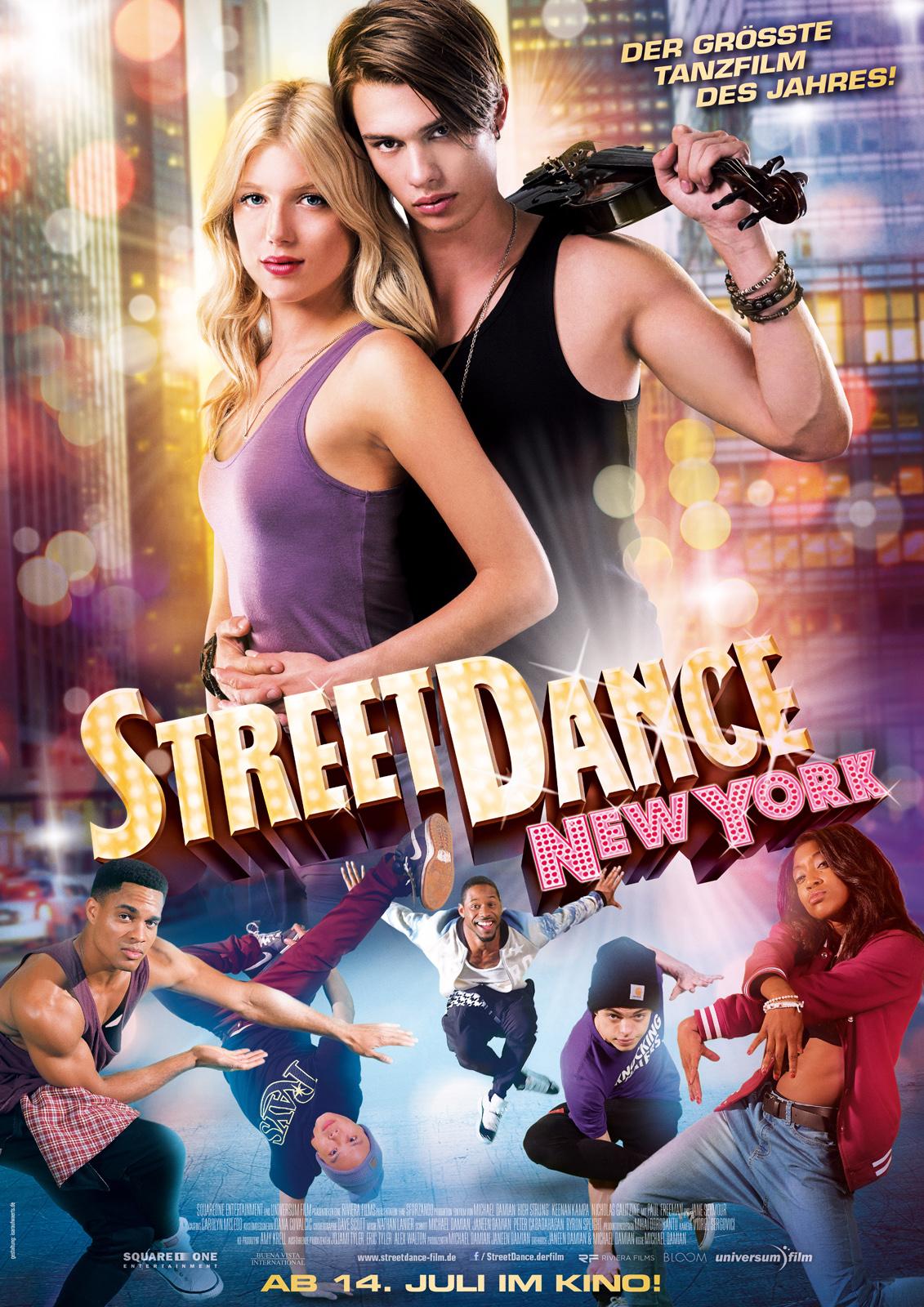 Streetdance New York Trailer Deutsch
