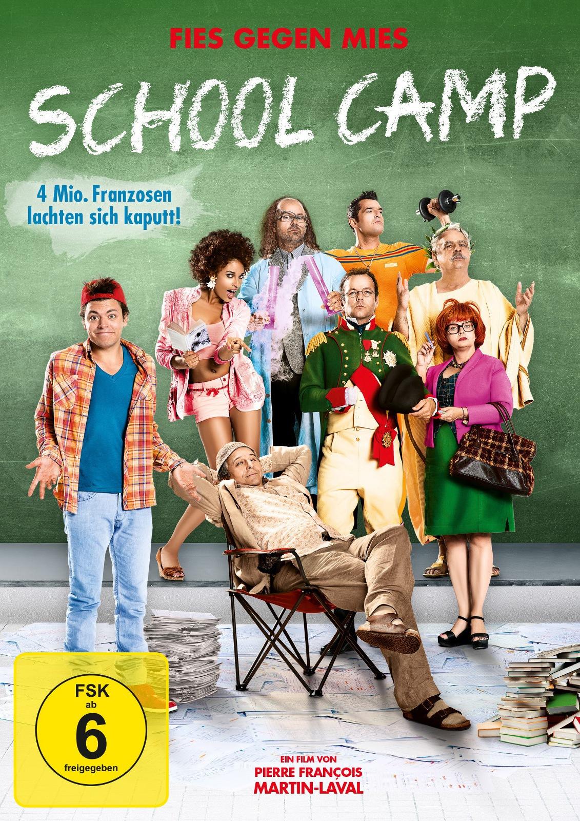 School Camp Film