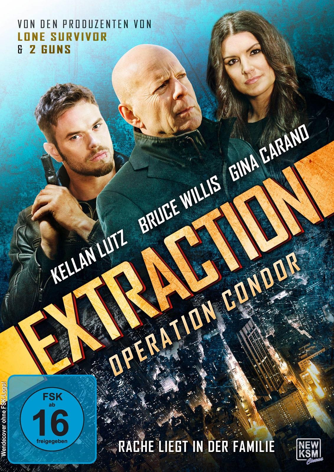 Extraction - Operation Condor - Film 2015 - FILMSTARTS.de Bruce Willis