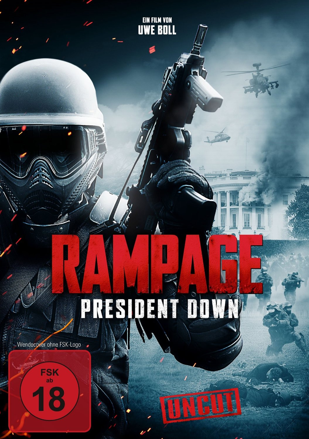 rampage president down