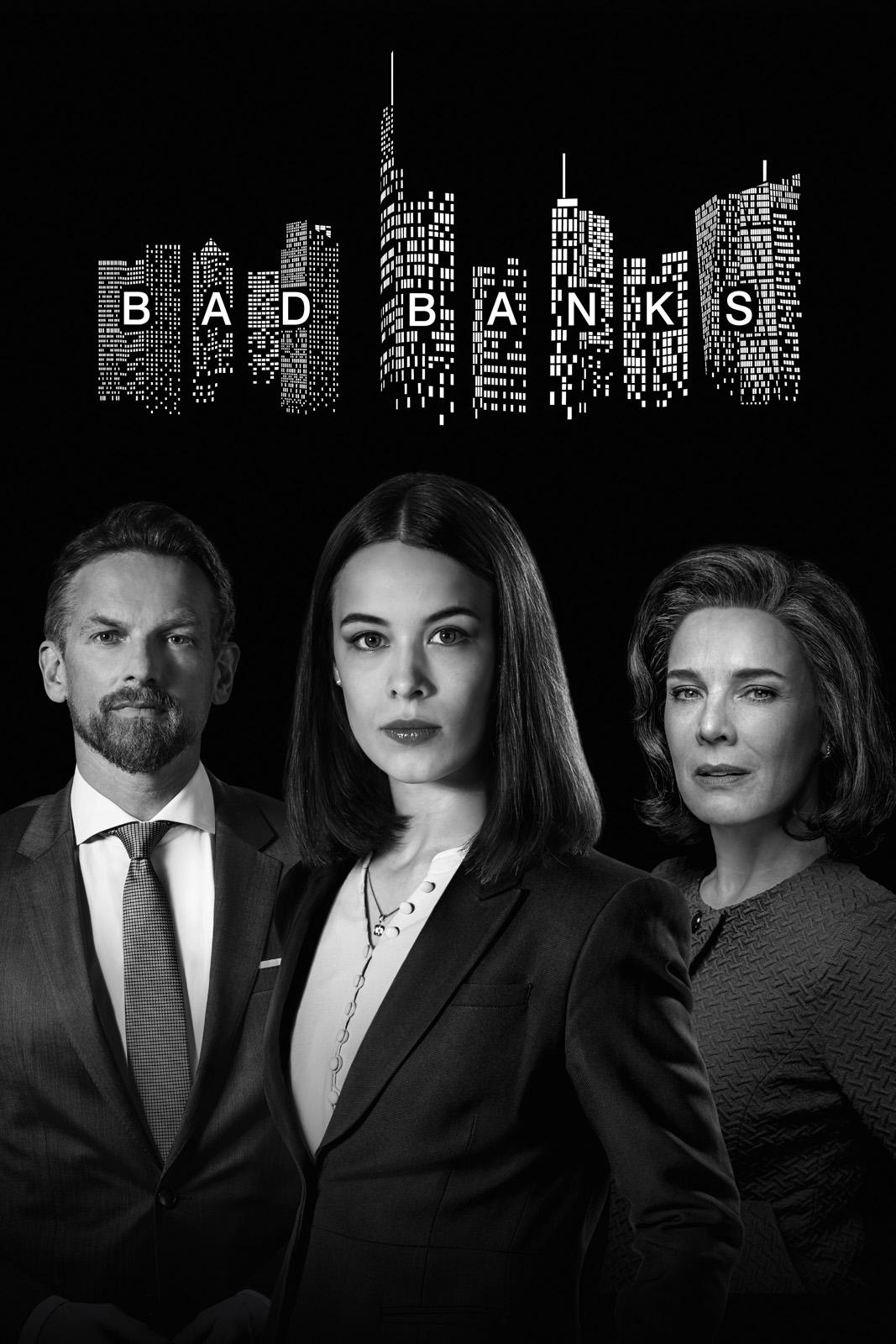 Bad Banks Cast