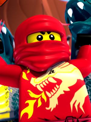 Ninjago masters of spinjitzu staffel 5 filmstarts - Ninjago saison 4 ...