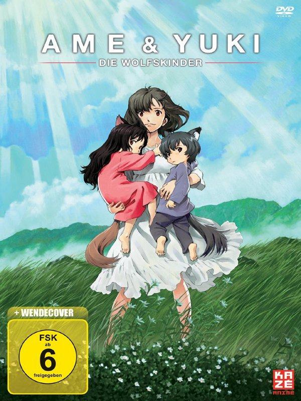 Ame & Yuki Die Wolfskinder Ganzer Film