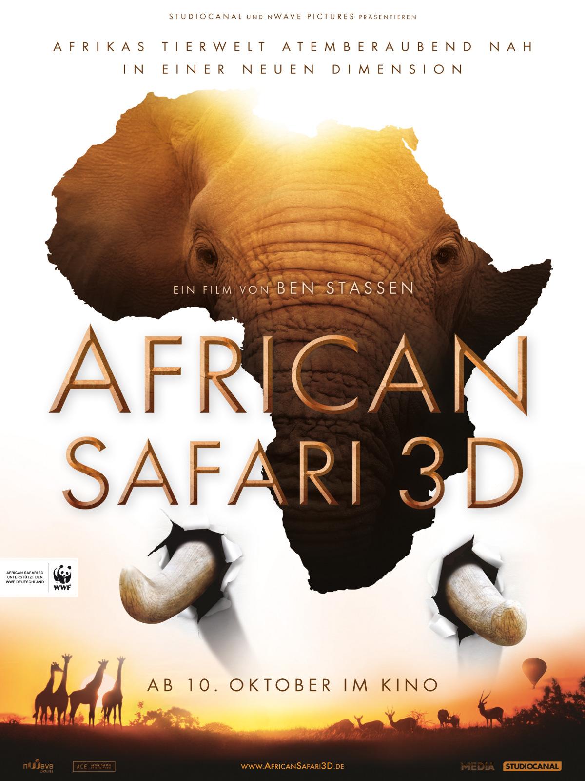 Baixar Filme Africa Safari Torrent Dual Áudio (2014)