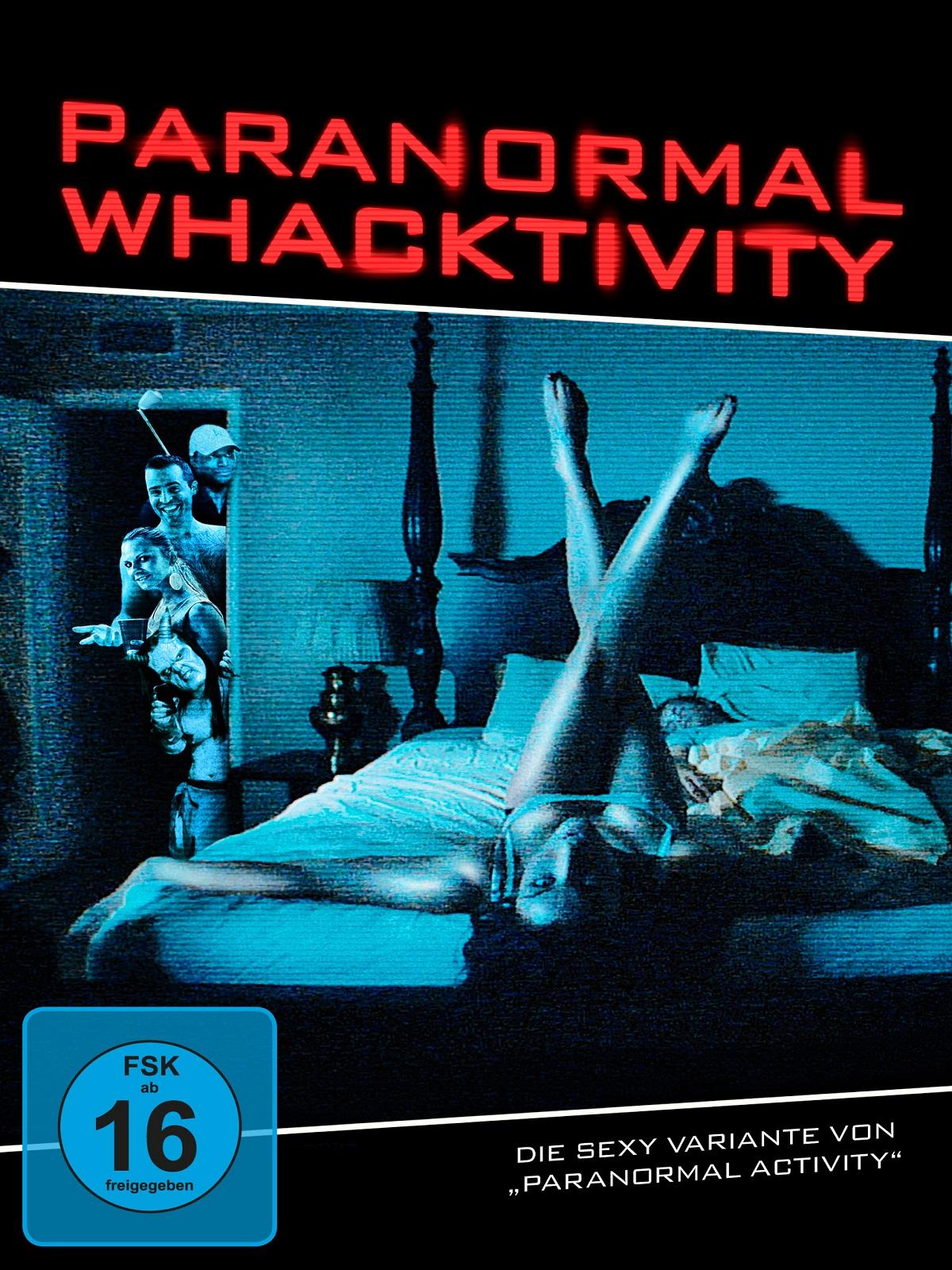 ძალიან პარანორმალური ფილმი / Paranormal Whacktivity (2013)