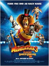 Madagascar 3: Flucht durch Europa