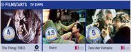 Die FILMSTARTS-TV-Tipps (21. bis 27. Oktober)
