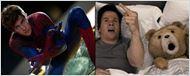 """US-Charts: """"The Amazing Spider-Man"""" schwingt an """"Ted"""" vorbei locker auf Platz 1"""