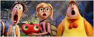 """Bananen-Delphine und Lauch-Giraffen im ersten Trailer zum animierten """"Wolkig mit Aussicht auf Fleischbällchen 2"""""""