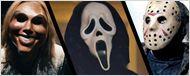 Die 15 gruseligsten Horrorfilm-Masken