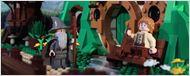 """Witziges Video: """"Der Hobbit"""" mit LEGO-Figuren in 72 Sekunden nacherzählt"""