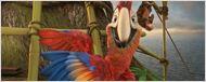"""Matthias Schweighöfer spricht """"Robinson Crusoe"""" im neuen Trailer zum Animationsabenteuer"""