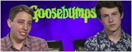 """""""Der Hannibal Lecter unter den Monstern"""": Das FILMSTARTS-Interview zu """"Gänsehaut"""" mit Jack Black und seinen Co-Stars Dylan Minnette, Odeya Rush & Ryan Lee"""