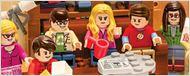 """Da staunt man Bauklötze: """"The Big Bang Theory"""", """"The Flash"""" und """"Supergirl"""" im LEGO-Look auf neuen Postern"""