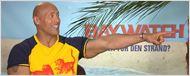 """""""Baywatch""""-Bademeister Dwayne Johnson kündigt überraschende Einführung von DC-Bösewicht Black Adam an"""
