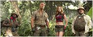 """Erster Trailer zu """"Jumanji: Willkommen im Dschungel"""": Dwayne Johnson, Jack Black und Kevin Hart als Videospielfiguren"""