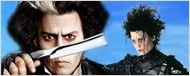Edward mit den Scherenhänden ist Sweeney Todd! Die Fan-Theorie zu den Filmen von Tim Burton
