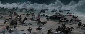 """""""Exodus: Götter und Könige"""": Im neuen Trailer kämpfen Christian Bale und Joel Edgerton in den Fluten"""