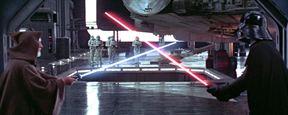 """Gerücht: In """"Rogue One"""" wird erklärt, warum Darth Vader in """"Star Wars: Episode IV"""" so ein schlechter Schwertkämpfer ist"""