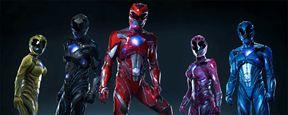 """""""Power Rangers"""": Lionsgate-Chef hält bis zu sieben neue Kinofilme für möglich"""