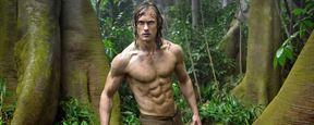 """Tarzan im Kampf mit seinem Affenbruder in einer exklusiven, über drei Minuten langen Actionszene aus """"Legend Of Tarzan"""""""