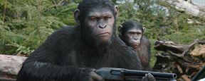 """""""War Of The Planet Of The Apes"""": Offizielle Inhaltsangabe zum 3. Teil der """"Planet der Affen""""-Trilogie mit Andy Serkis"""