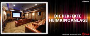 Sound-Feinschliff: Heimkinoklang in Perfektion