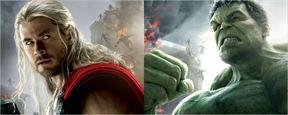 """Fantrailer zu """"Thor 3: Ragnarok"""": Hulk im All und beim Kämpfen gegen ein Biest"""