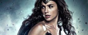 """""""Justice League"""": Zack Snyder präsentiert feuriges neues Bild von Wonder Woman"""