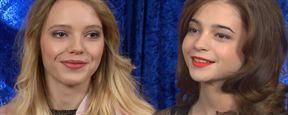 "Das große Video-Interview zu ""Bibi & Tina 4 - Tohuwabohu Total"" mit Lina Larissa Strahl, Lisa-Marie Koroll, Louis Held und Lea van Acken"