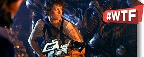 """#WTF: Wie sich James Cameron mit zwei Kreidestrichen die Regie zu """"Aliens"""" sicherte"""