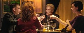 """The Dinner"": Deutscher Trailer zur Satire mit Richard Gere, Rebecca Hall, Laura Linney und Steve Coogan"