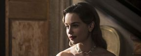 """Game Of Thrones""-Star Emilia Clarke hört im deutschen Trailer zum Thriller ""Voice From The Stone"" unheimliche Stimmen"