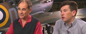 """Alles ist echt: Das FILMSTARTS-Interview zu """"Dunkirk"""" mit Mark Rylance, Fionn Whitehead, Jack Lowden und Barry Keoghan"""