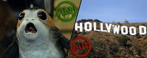 Die INs & OUTs der Woche mit den knuffigen Porgs und den Schattenseiten von Hollywood
