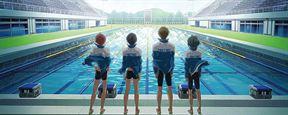 """""""Free! Timeless Medley #1: The Bond"""": Trailer zur Kino-Version des erfolgreichen Schwimmer-Anime"""