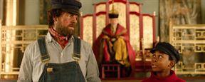"""""""Jim Knopf und Lukas der Lokomotivführer"""": Im neuen Trailer treffen die zwei Freunde auf einen Scheinriesen"""