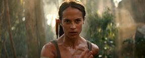 """""""Tomb Raider"""" sprintet an """"Red Sparrow"""" vorbei an die Spitze der deutschen Kinocharts"""