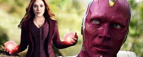 """Android liebt Hexe: Das erwartet Vision und Scarlet Witch in """"Avengers 3: Infinity War"""""""